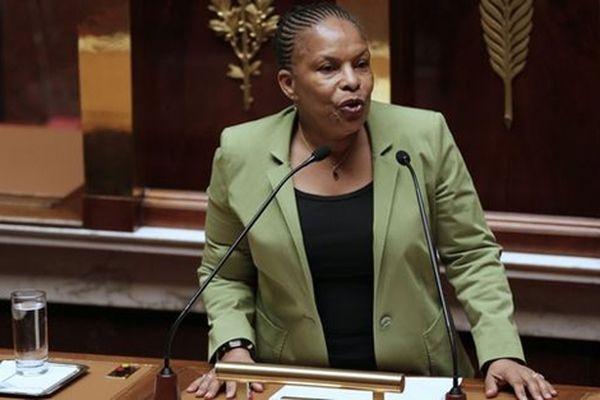 Christiane Taubira, mariage pour tous, Assemblée nationale, 29 janvier 2013