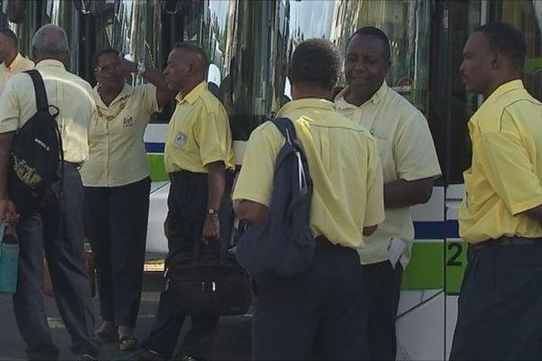 Chauffeurs de bus