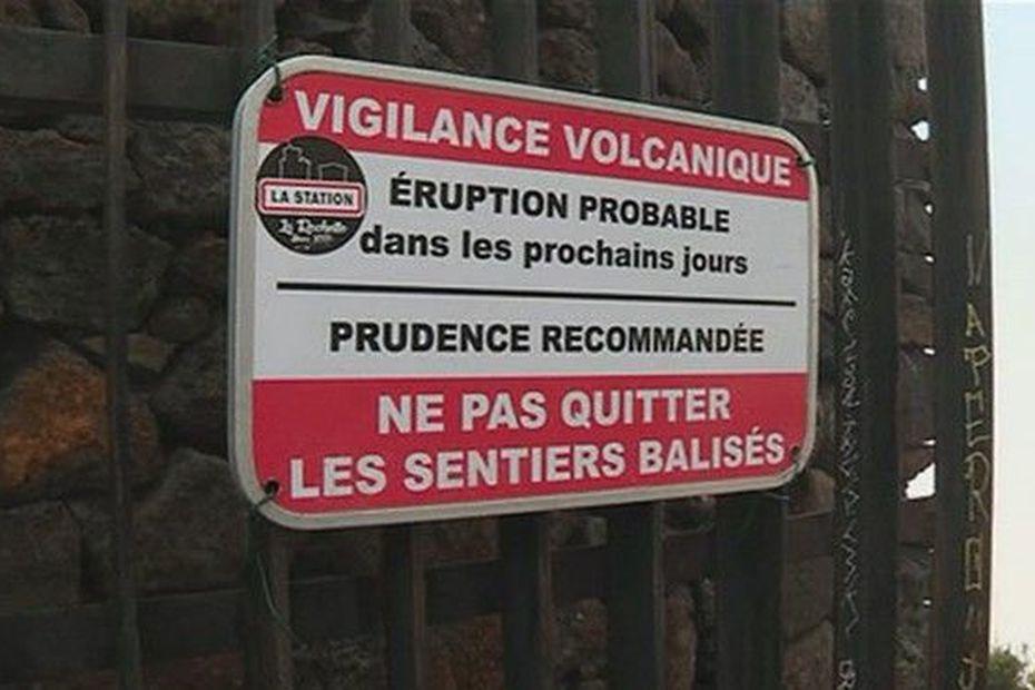 Piton de la Fournaise : l'accès à l'enclos autorisé dès ce vendredi à 7h - Réunion la 1ère