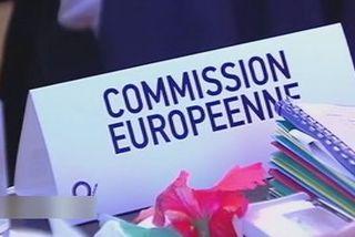 pancarte commission européenne