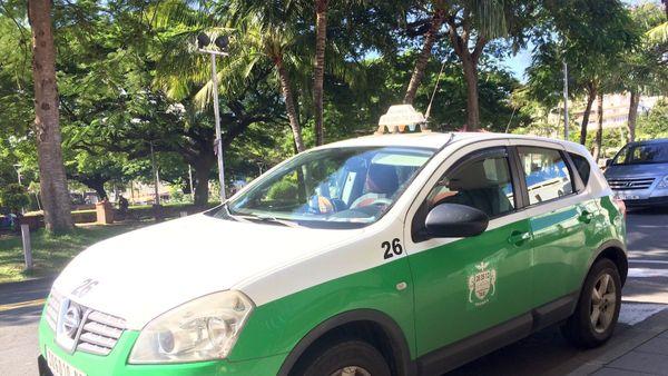 Débrayage des taxis de Nouméa après une agression, 2 mai 2019