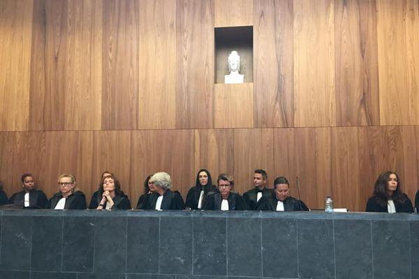 Rentrée Tribunal judiciaire