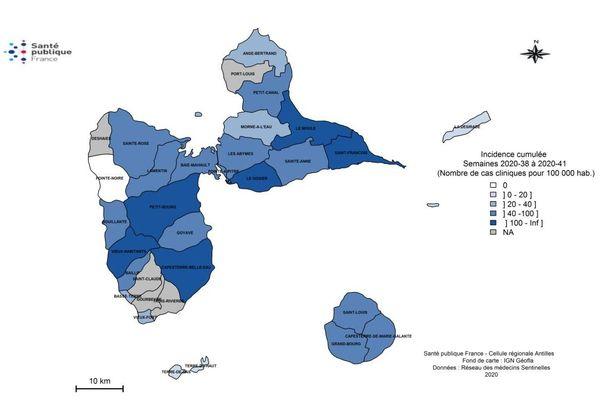 Dengue épidémie