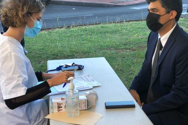 Campagne de vaccination à l'université - 3