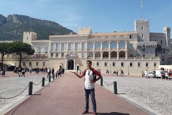 L'étudiant est parti à Nice suivre ses études pour devenir ingénieur en génie de l'eau