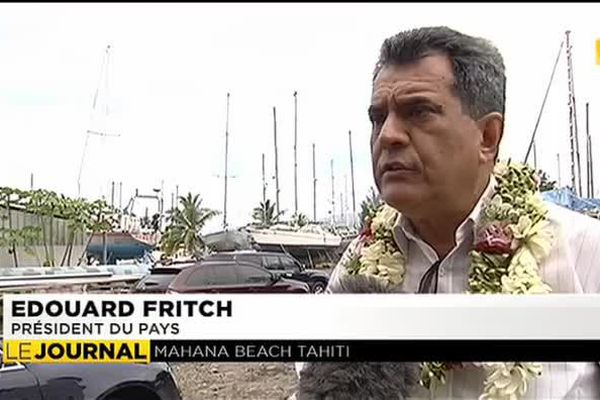 Coup de frein pour le Mahana beach