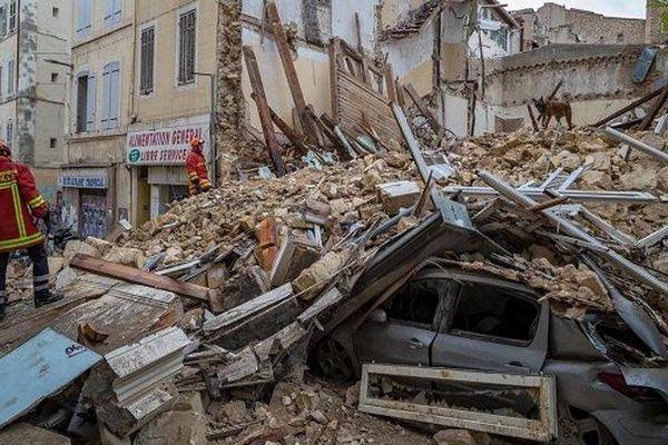 Une habitante d'origine comorienne portée disparue après les effondrements meurtriers à Marseille