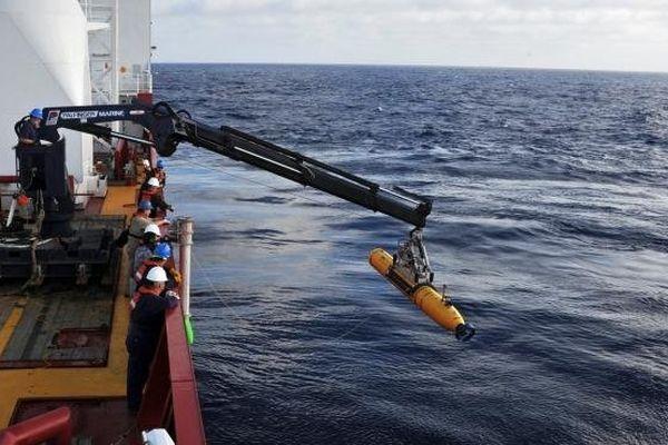 Recherches MH370