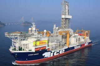 Total n'a pas trouvé de confirmation de la présence d'hydrocarbures