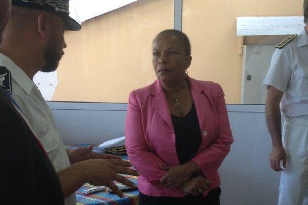 Démission de Christiane Taubira du gouvernement