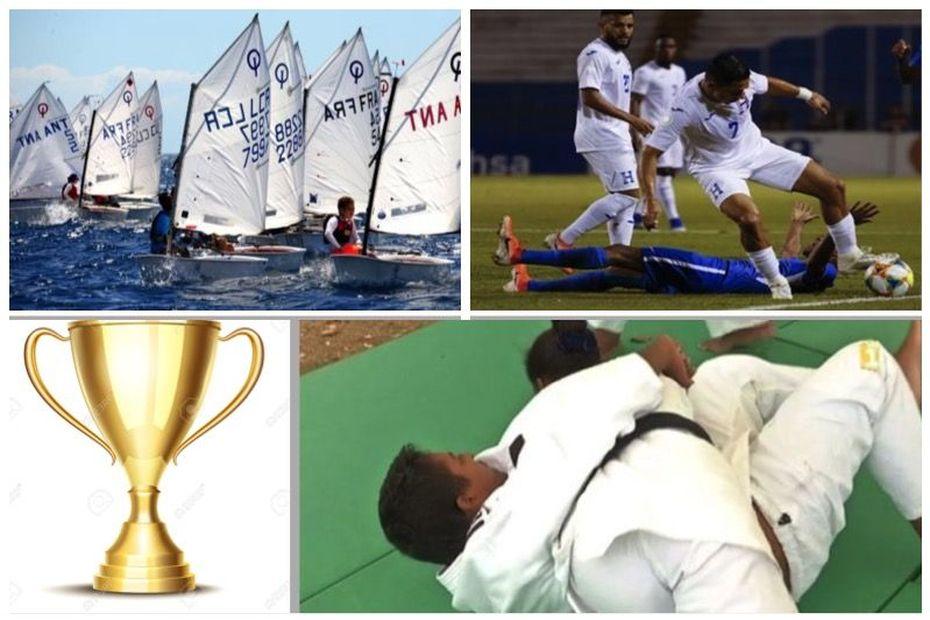 Planning des sports des 21 et 22 février 2020 - Martinique la 1ère