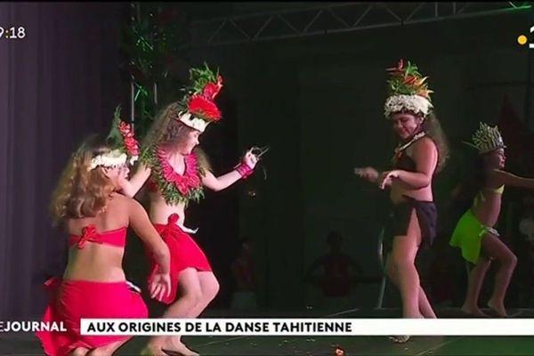 250 danseurs engagés dans le Ori Tahiti nui competition