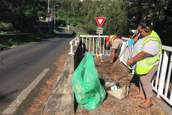 ramassage déchets faaa