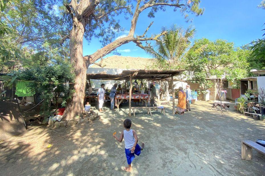 Une partie du squat de Ko We Kara menacée d'expulsion - Nouvelle-Calédonie la 1ère