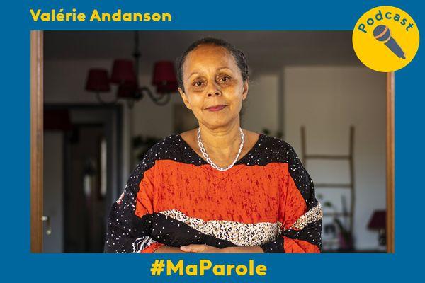 Valérie Andanson #MaParole