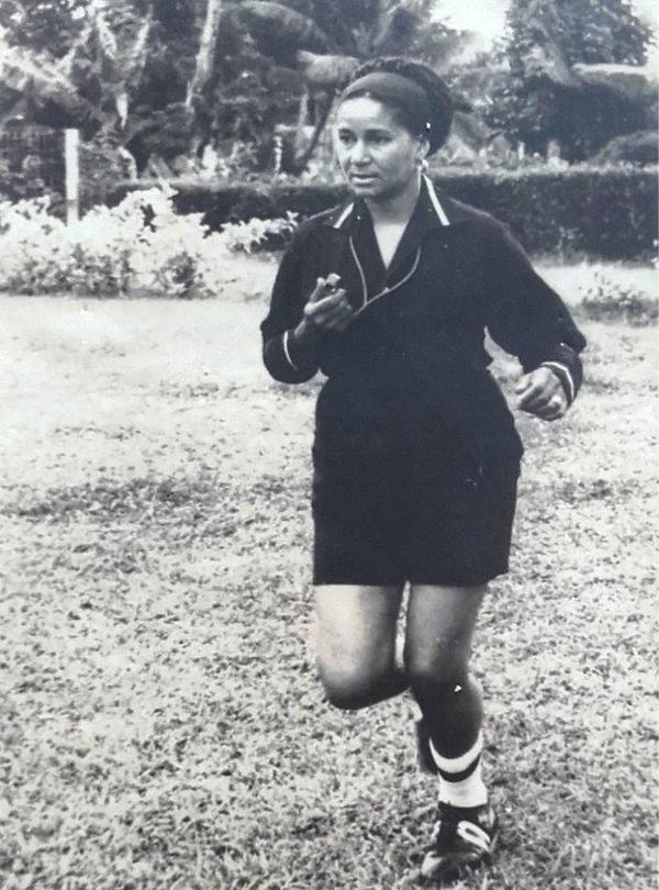 Marie-Anne Bessard arbitre