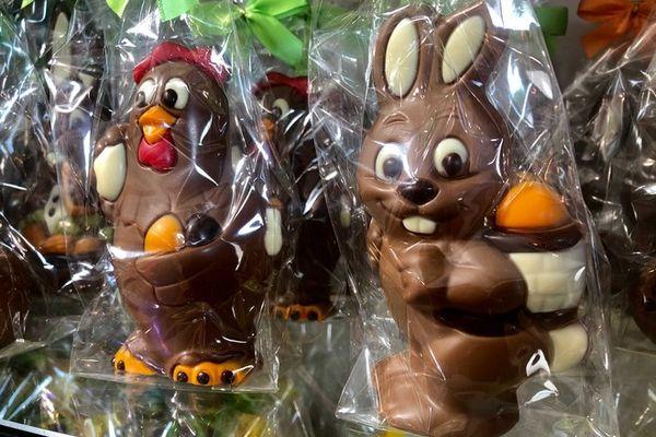 chocolats de pâques 270321
