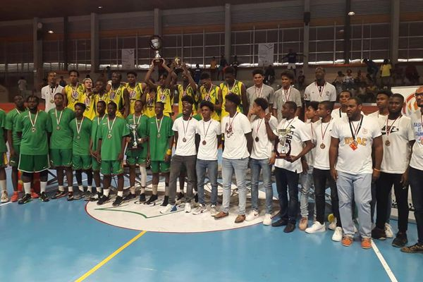 Guymargua 2020 : les finalistes Guyane/Guadeloupe