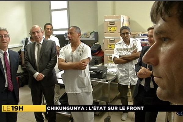 chikungunya : l'état s'implique