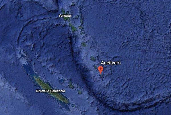 L'île d'Anatom, ou Aneytum.
