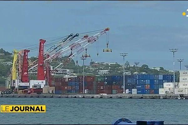L'activité du port autonome fortement ralentie par la grève