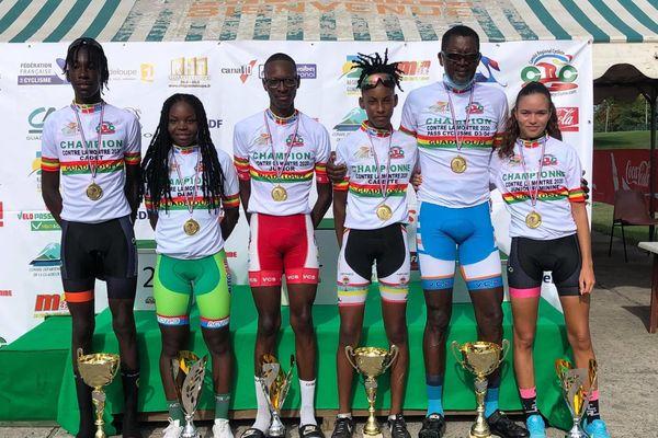 Championnat de la Guadeloupe du Contre-la-montre