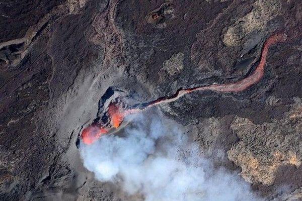 Volcan Piton de la Fournaise 210918
