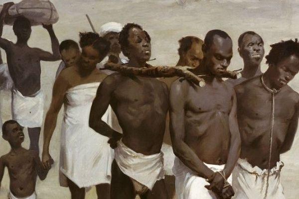 images esclavage