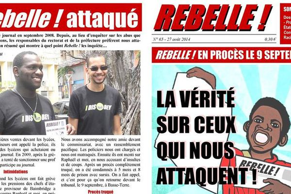 Journal rebelle