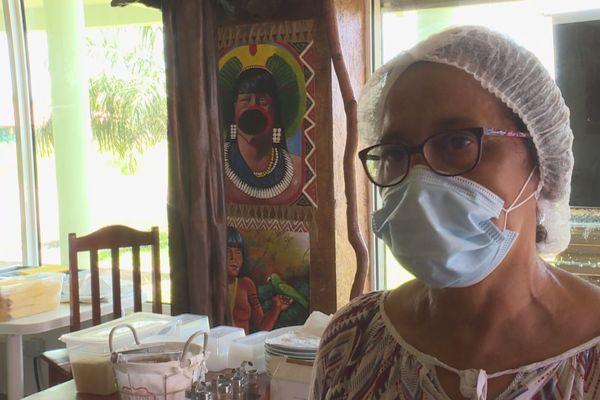 Sandra Brito propriétaire restaurant Amazonia