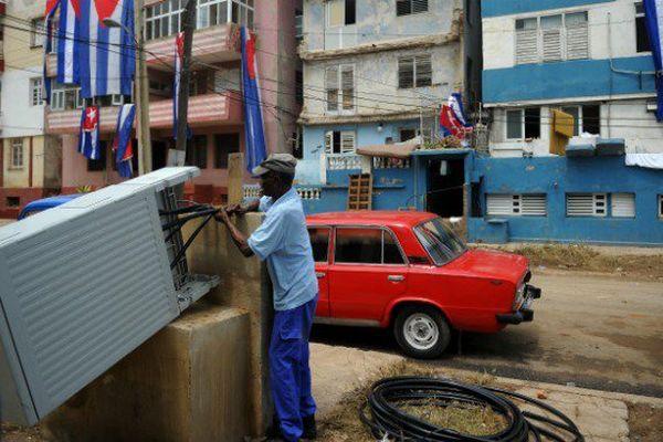 L'ouragan Irma a durement frappé Cuba.
