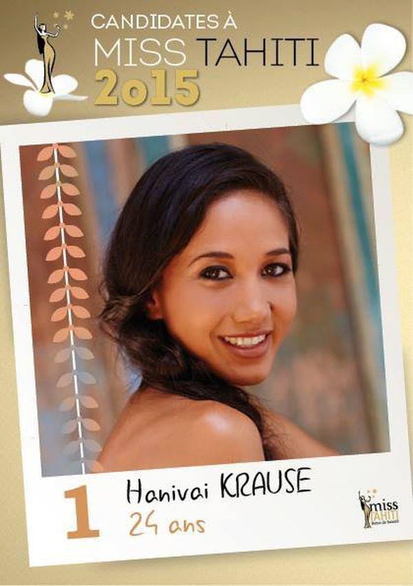 Hanivai Krause, candidate n°1