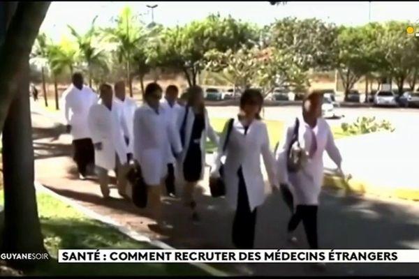 Santé : des médecins peut-être bientôt en Guyane