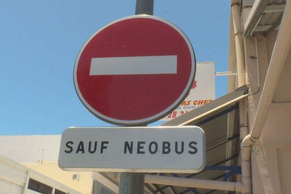 Neobus : respect du code de la route pour les essais de circulation