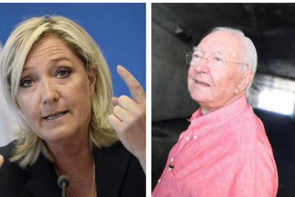 """Rapprochement Tahoeraa / FN : """"C'est triste"""", délcare Edouard Fritch"""