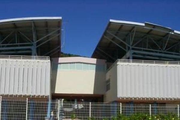 Collège de Terre de Bas, futur lycée de la mer