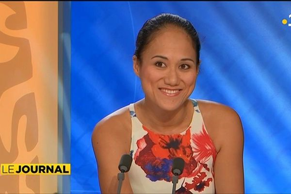 Yasmina Taerea, présidente de l'association Te Torea