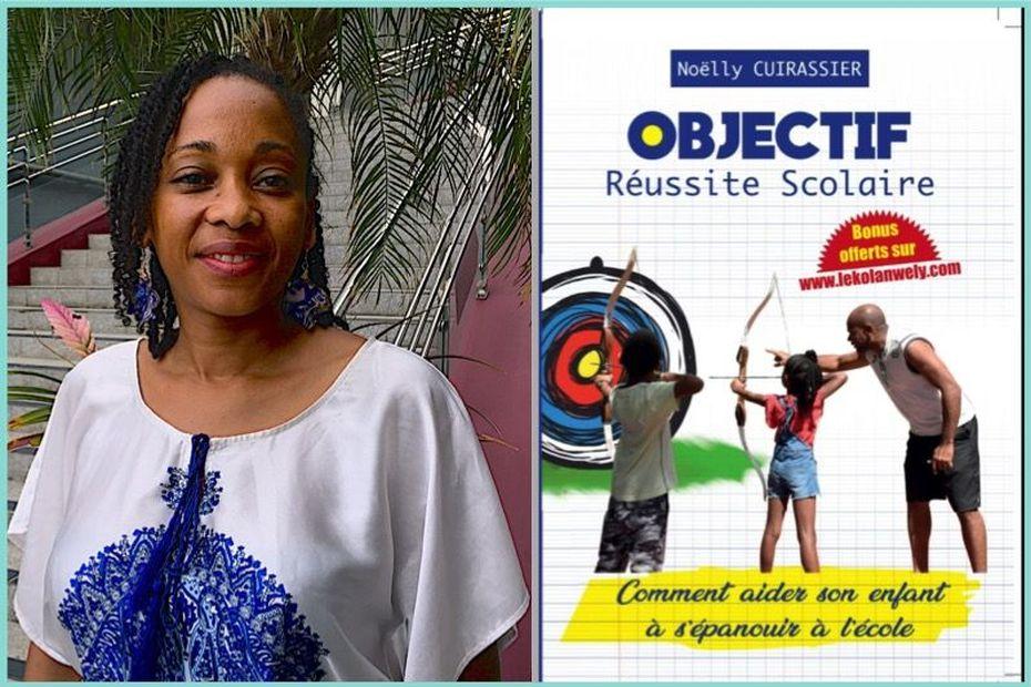 Noëlly Cuirassier milite pour une école de l'épanouissement et de la réussite des enfants - Martinique la 1ère