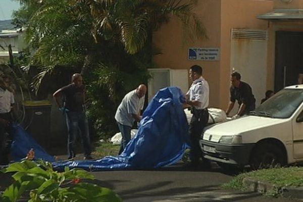 Décès suspect Saint-Denis ruelle Marcadet