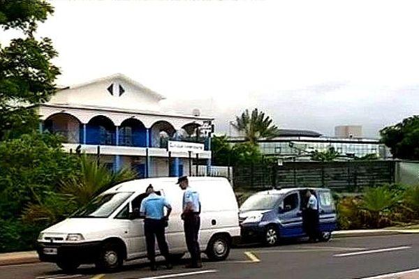 Contrôles routiers : gendarmes archives