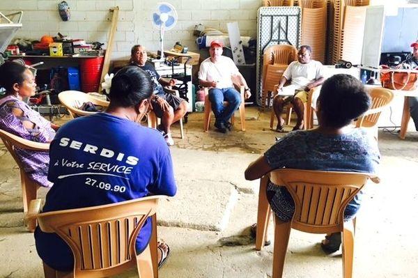 Municipales 2020 à Poindimié : Poindimié osons le changement