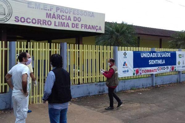 Médecins Français et brésiliens se rencontrent à Oiapoque