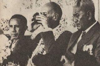Valéry Giscard d'Estaing à Sagato Soane, Premier président de la République à Wallis
