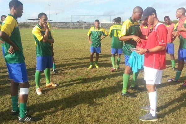 Guyanais football