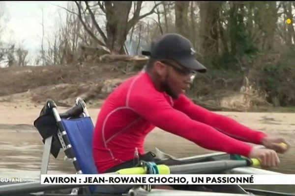 Jean - Rowane à l'entrainement