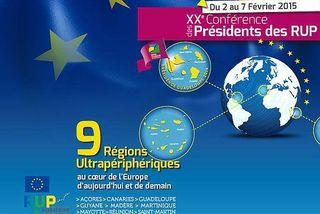 20è conférence des régions ultra-périphériques