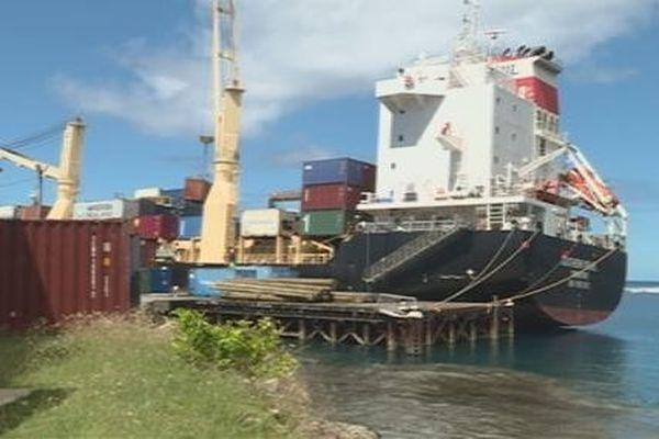 Quai de Futuna