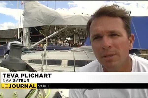 Skipper cherche sponsor pour participer au tour de France à la voile