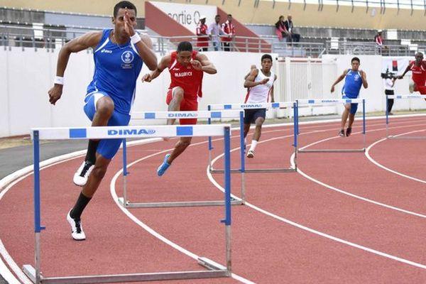 Athlétisme JIOI 2015