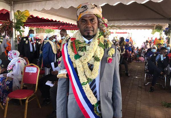 Laïthidine Ben Saïd, maire de Mtsamboro